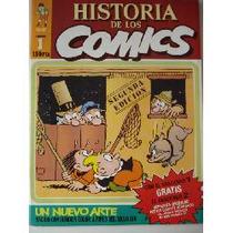 Historia De Los Comics N° 1, Incluye Poster