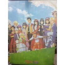 Poster De Tela Sakura Wars 1,00 Mts X 0;75 Mts Zona Devoto