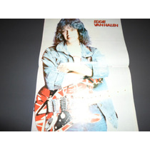 Van Halen Poster 40 X 27