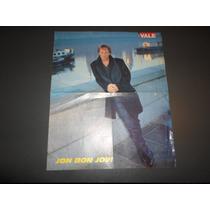Jon Bon Jovi Poster 36 X 30