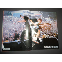 Rage Against The Machine Poster 40 X 27