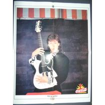Paul Mccartney Poster 55 X 42