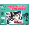 Palito Ortega - Los Muchachos De Mi Barrio- Afiche Cine 1970