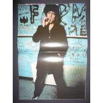 Guns N Roses Izzy Stradlin Poster 40 X 27