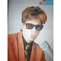 Andres Calamaro Poster 54 X 42