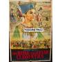 Afiche Una Reina Para Cesar: Cleopatra - Pascale Petit 1962