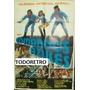 Afiche De Cine Comandos Azules Con Adrián Facha Martel 1980