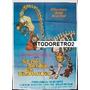 Afiche Se Nos Perdió Un Dinosaurio Peter Ustinov 1975
