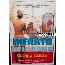 Afiche Infarto En La Cama - Renato Pozzetto - 1980