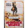 Afiche Los Caballos De Valdez - Charles Bronson - 1973
