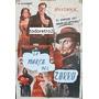 Afiche La Marca Del Zorro Vincent Price, Ellen Drew 1950