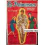 Afiche Es Primavera - Mario Angelotti, Elena Varzi - 1948