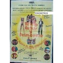 Afiche Ritmo, Amor Y Primavera Noemí Alan Clotilde Bore 1981