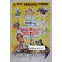 Afiche El Profesor Distraído Fred Macmurray Walt Disney 1961