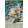 Afiche Los Pilotos Más Locos Del Mundo Emilio Disi 1988
