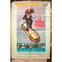 Afiche Original La Pistola Desnuda Leslie Nielsen