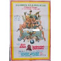 Afiche Inspector Clouseau Alan Arkin, Frank Finlay 1968