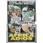 Afiche De Documental África Adiós Gualtiero Jacopetti 1966
