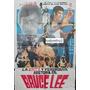 Afiche La Unica Y Verdadera Historia De Bruce Lee - 1980