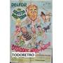 Afiche Cine Disloque En Mar Del Plata Con Jorge Porcel 1964