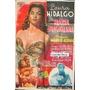 Afiche Maria Magdalena Laura Hidalgo Francisco Martinez 1954