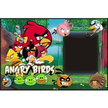Banner Infantiles-angry Birds-murales-cumpleaños