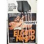 Afiche El Gato Negro Patrick Magee, Mimsy Farmer 1981