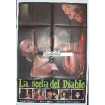 Afiche La Secta Del Diablo Donald Pleasence Peter Cushing 76