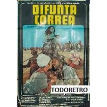 Afiche De Cine Difunta Correa Con Lucy Campbell Año 1975