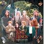 Poster Publicitario Trading Cards El Señor De Los Anillos