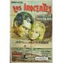 Afiche Los Inocentes - Alfredo Alcon Paloma Valdes - 1963