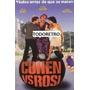 Afiche Cohen Vs Rosi Con Alfredo Alcon Adrian Suar 1998