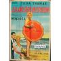 Afiche La Mujer Desnuda Tilda Thamar Alberto De Mendoza 1955