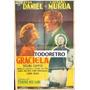 Afiche De Cine Graciela - Elsa Daniel, Lautaro Murúa - 1956