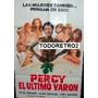 Afiche Percy, El Ultimo Varón Leigh Lawson Elke Sommer 1974