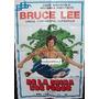 Afiche De La China Con Furor - Bruce Lee, Nora Miao - 1972
