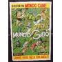 Afiche Del Documental Mundo Gato De Gualtiero Jacopetti 1963