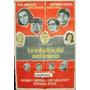 Afiche La Industria Del Matrimonio - Tita Merello - 1965
