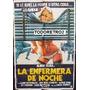 Afiche La Enfermera De Noche - Gloria Guida - 1979