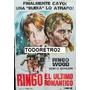 Afiche Ringo, El Ultimo Romántico Charles Aznavour 1964