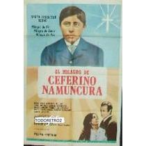 Afiche El Milagro De Ceferino Namuncurá Toranzo Toledo 1971