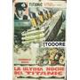 Afiche La Ultima Noche Del Titanic Kenneth More Allen 1975