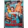Afiche Los Papagayos - Version 1 - Aldo Fabrizi - 1955