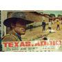Poster Original Texas Addio Franco Nero 1966