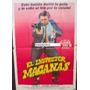 Afiche El Inspector Macanas Coluche, Gérard Depardieu 1980