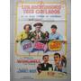 Afiche Original - Tres Chiflados