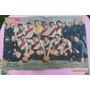 Antigua Lámina Central Mundo Deportivo River Plate 1956