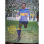Antiguo Poster Original De Melendez Boca Juniors