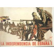 Guerra Civil Española-propaganda Politica-lamina-22 X 28(54)