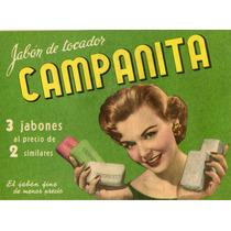 Antigua Propaganda - Jabòn De Tocador Campanita